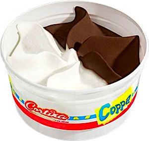 Cortina Coppa Chocolate