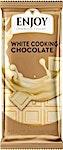 Enjoy White Cooking Chocolate 250 g