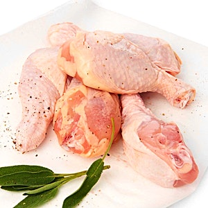 Seasoned Chicken Thighs 0.5 kg