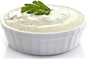 Garlic Dip 1's