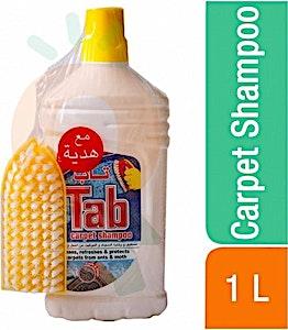 Tab Carpet Shampoo 1 L