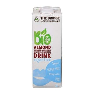 Bio Almond Drink Sugar Free 1 L