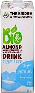 Bio Almond Drink Sugar Free 1 L