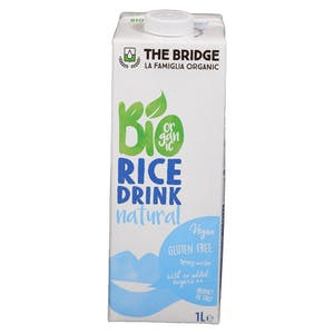 Bio Rice Drink Natural 1 L