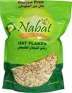 Nabat Oatflakes Coarse GF 375 g