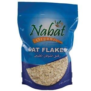 Nabat Organic Oat Flakes 450 g