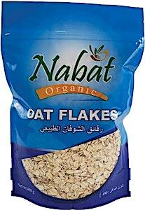 Nabat Organic Oatflakes Coarse 450 g