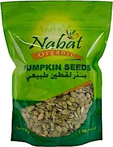 Nabat Organic Pumpkin Seeds 500 g