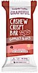 Grapeful Cashew Crispy Bar 40 g