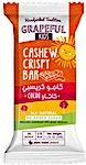 Grapeful Kids Cashew Crispy Bar 40 g