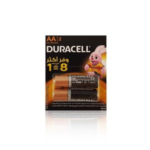 Duracell Battery AA 2's