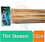Trust Bamboo Skewers Thin 35 cm