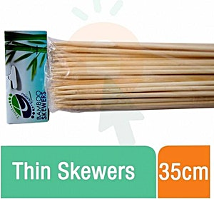 Trust Bamboo Skewers Thin 35 cm