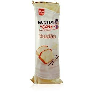 English Cake Vanilla 250 g