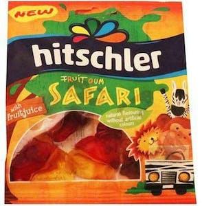 Hitschler Jelly Safari Fruit Gum 80 g