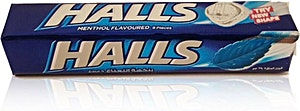 Halls Menthol 9's