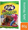 Fini Jelly Worms  80 g