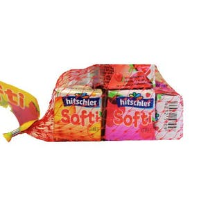 Hitschler Softi Chewy Candy Strawberry 100 g