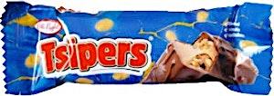 Tsipers Choco & Caramel & Peanuts 28 g