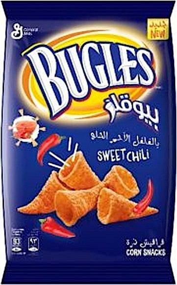 Fantasia Bugles Sweet Chili 55 g