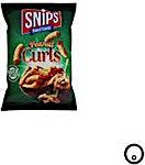 Snips Curls Peanuts 120 g