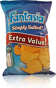 Fantasia Simply Salted 70 g