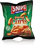 Snips Peanuts Curls 80 g
