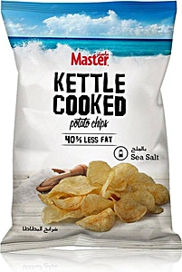 Kettle Sea Salt 144 g