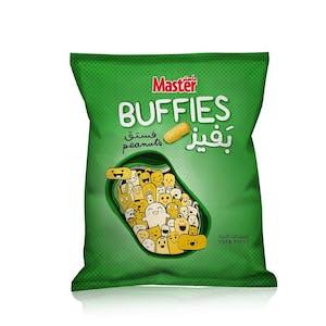 Master Baked Buffies Peanuts 40 g