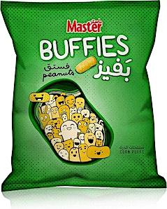 Master Baked Buffies Peanuts 32 g