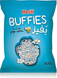 Master Baked Buffies Popcorn 32 g