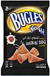 Fantasia Bugles Smokin BBQ 55 g