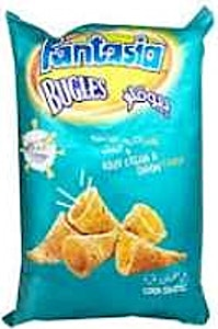 Fantasia Bugles Sour Cream & Onion 42 g