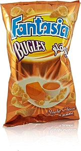 Fantasia Bugles Cheese 18 g