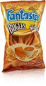 Fantasia Bugles Cheese 26 g