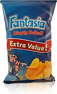 Fantasia Simply Salted 22 g