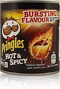 Pringles Hot & Spicy 40 g