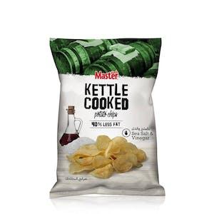 Kettle Salt & Vinegar 50 g