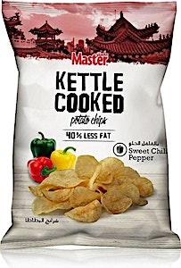 Kettle Sweet Chilli Pepper 76 g
