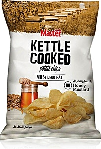 Kettle Honey Mustard 144 g