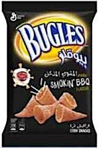 Fantasia Bugles Smokin BBQ 18 g