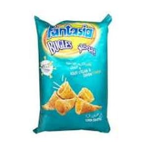 Fantasia Bugles Sour Cream & Onion 26 g