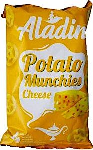 Aladin Potato Munchies Cheese 60 g