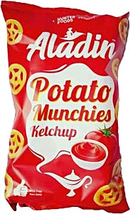 Aladin Potato Munchies Ketchup 60 g