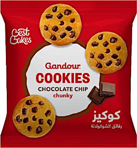Gandour Cookies Chocolate Chip 40 g