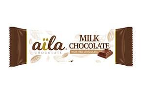 Aila Milk Chocolate 33g