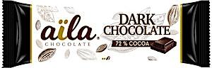 Aila Milk Dark Chocolate 33g