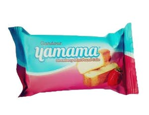 Gandour Yamama Strawberry MiniPound Cake 40 g