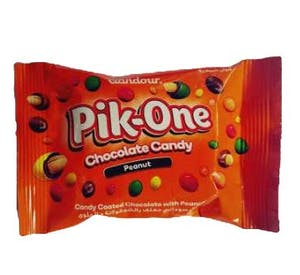 Pik-One Peanut Candy 27.5 g