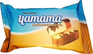 Gandour Yamama Marble Mini Pound Cake 40 g
